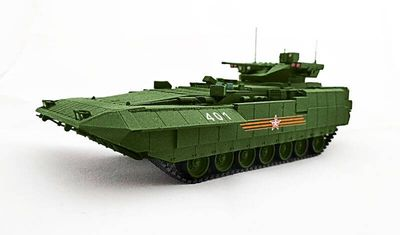 diecast military vehicle T-15 Armata