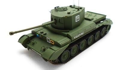 готовая модель танка A30 Challenger