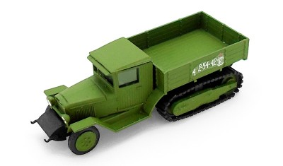 diecast truck ZIS-42M