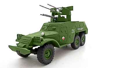 diecast military vehicle BTR-152D