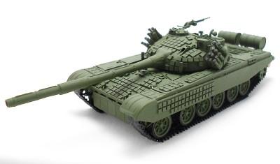 готовая модель танка PT-91 'TWARDY'