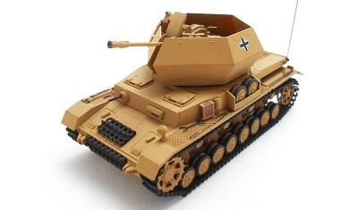 diecast tank Flakpanzer IV Ostwind