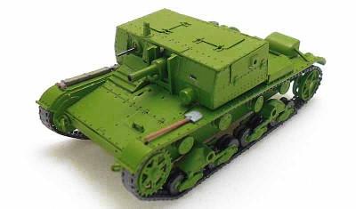 готовая модель танка АТ-Т