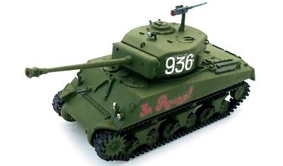 diecast tank M4A2(76)W Sherman