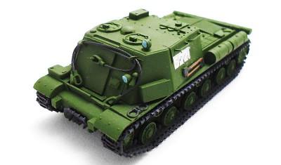 diecast tank BTT-1