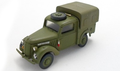 diecast  truck Tilly-10HP