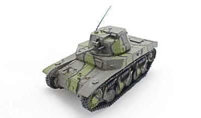 готовая модель танка Renault AGC1