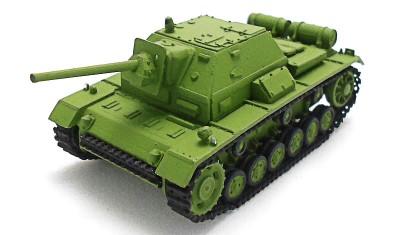 diecast tank SU-76I