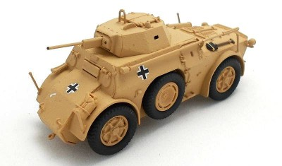 diecast military vehicle Autoblinda AB-43