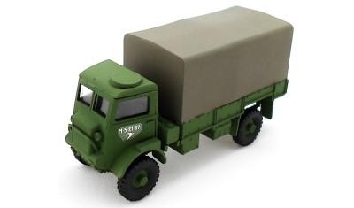 готовая модель грузовика Bedford QLD