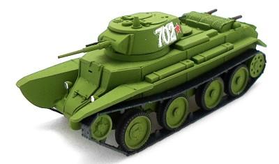 diecast tank BT-7 (1937)