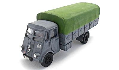 готовая модель грузовика Renault AHR