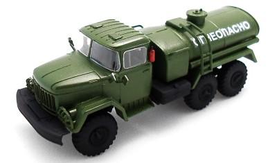 готовая модель грузовика ATZ-4-131