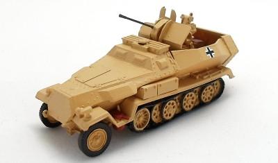 готовая модель бронеавтомобиля Sd.Kfz.251/17