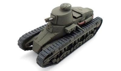 готовая модель танка Renault NC-27