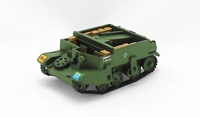 diecast military vehicle Universal Mortair Carrier