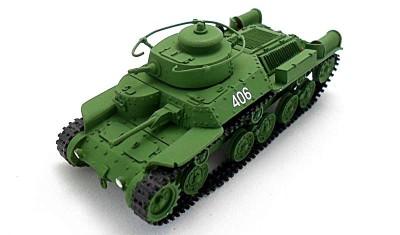 diecast tank Chi-Ki