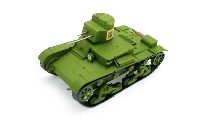 готовая модель танка ХТ-26