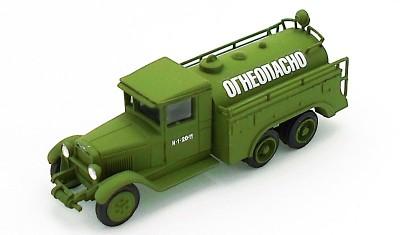diecast truck BZ-35