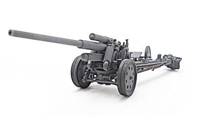 diecast gun 10.5cm s.K