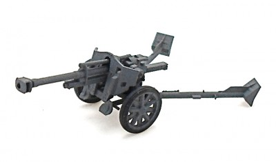diecast gun LeFH.18/018M