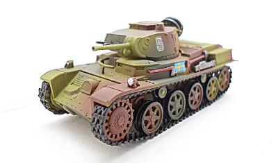 готовая модель танка Stridsvagen M/39