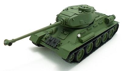 diecast tank T-34-85 (LB-1)
