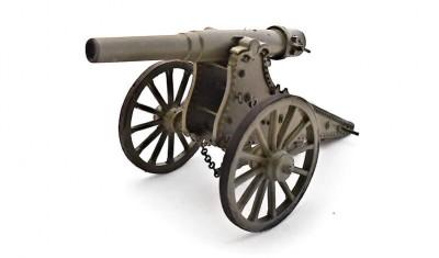 diecast gun 6'' Gun 1877