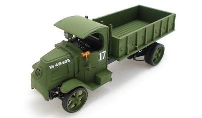 diecast military vehicle Mack AC Buldog t. EHC1
