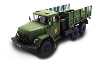 готовая модель грузовика ЗИЛ-131