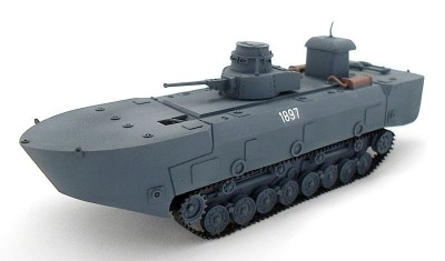 готовая модель танка K-chi