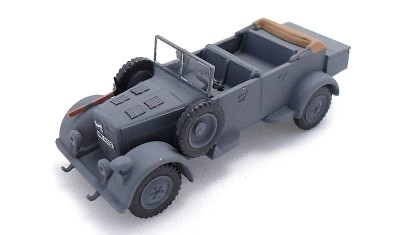 diecast car Phanomen Granit 25H