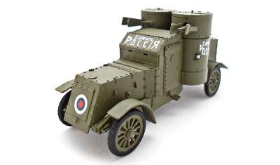 diecast military vehicle Austin Mk. III