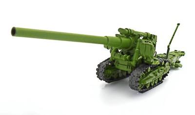 diecast gun Br-2 152mm