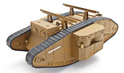 diecast tank MK.I Female (Gaza Strip)