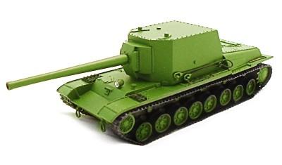 готовая модель танка СУ-100Y