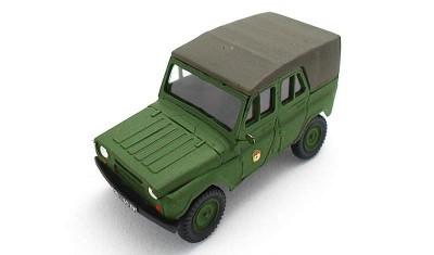 diecast car UAZ-469