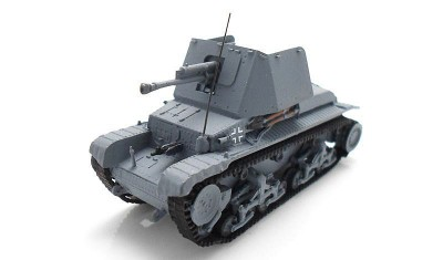 diecast tank PzJag 35(t) 4.7cm