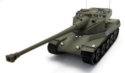 готовая модель танка AMX50-120