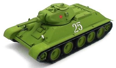 diecast tank Т-34-76 (1940)