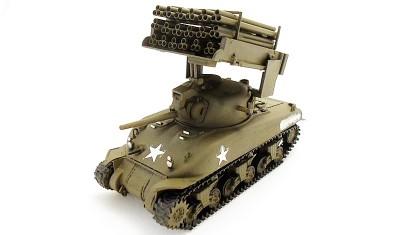 diecast tank M4A1 / M17/4