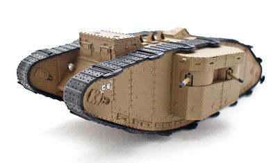 diecast tank Mk.II Female (1917)
