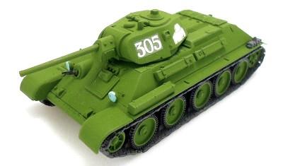 diecast tank T-34-76 (F-34)