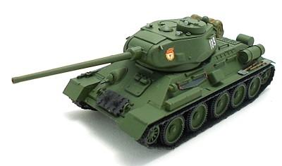 diecast tank T-34-85 (1960)