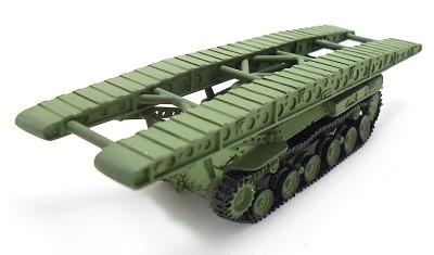 готовая модель танка CHI-HA model 97