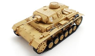 diecast tank Pz.Kpfw. III Ausf. G