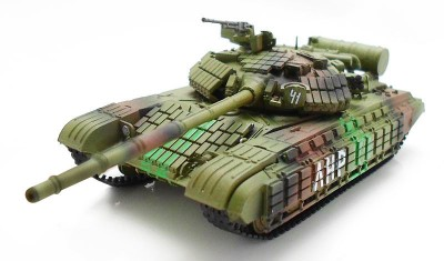 diecast tank T-64BV