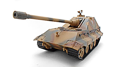 готовая модель E-75 (SPG-128/L55)