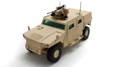 diecast military vehicle Eagle IV