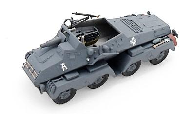 "diecast military vehicle Sd.Kfz.233 ""Stummel"""